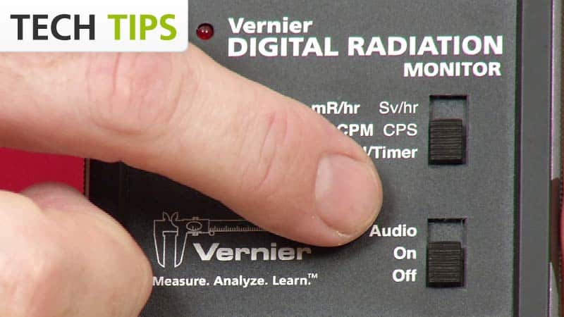 Digital Radiation Monitor - Tech Tips