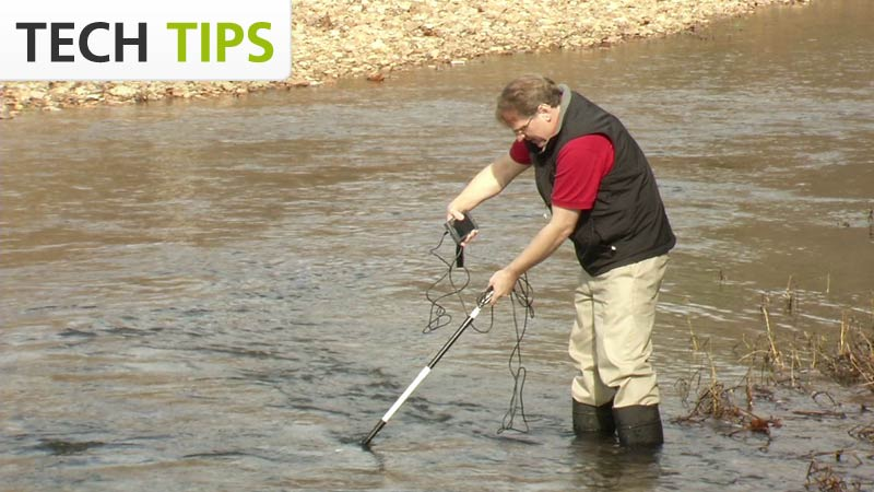 Flow Rate Sensor - Tech Tips