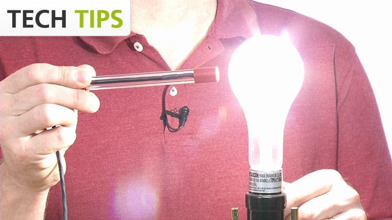 Light Sensor - Tech Tips video