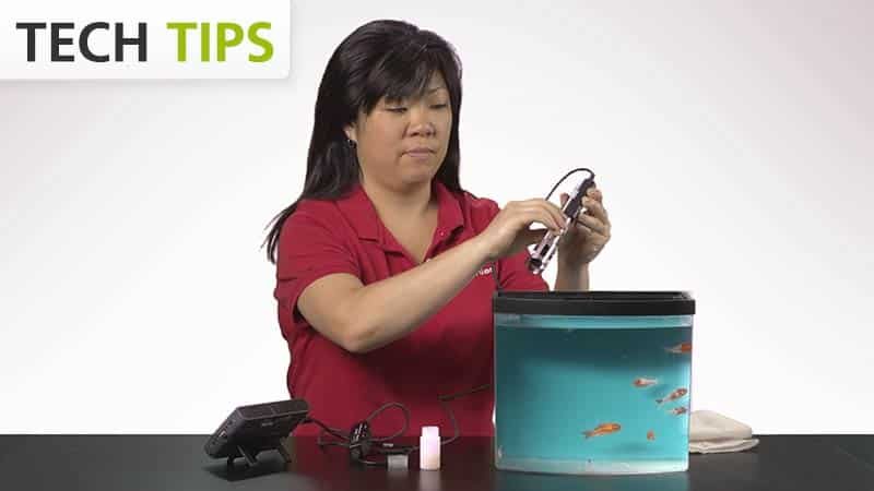 Optical DO Probe - Tech Tips video