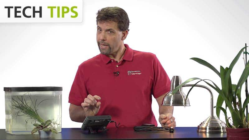 Calibrating the PAR Sensor for Indoor Use - Tech Tips video