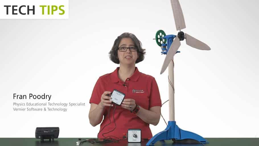 Vernier Energy Sensor - Tech Tips