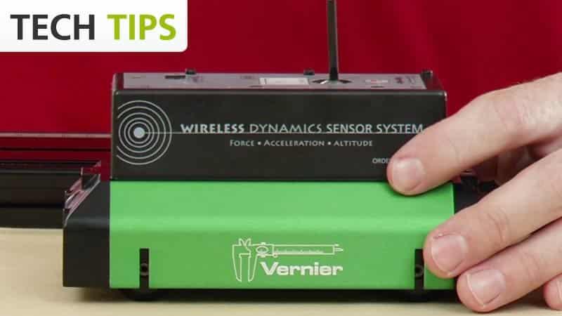 Wireless Dynamics Sensor System - Tech Tips