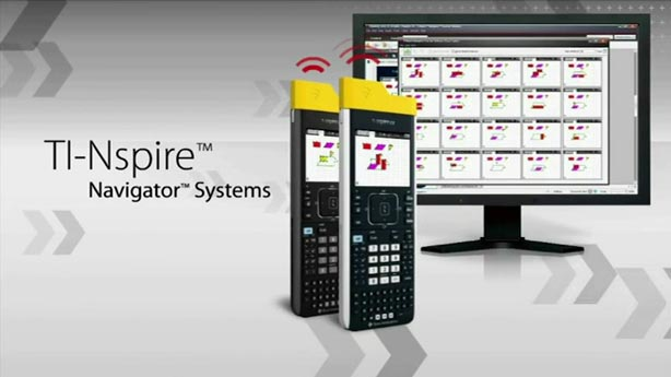 TI-Nspire Navigator Systems video