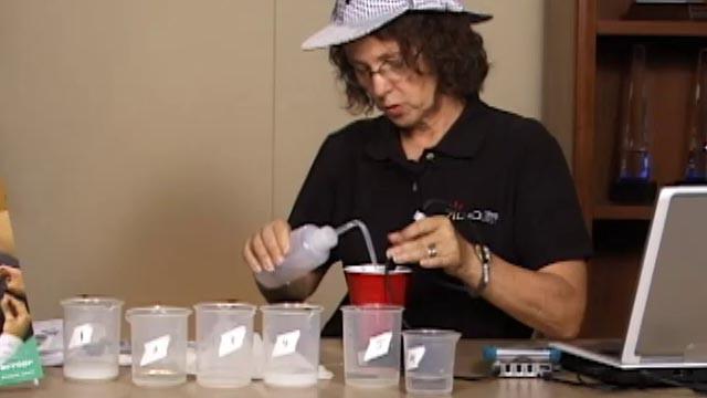Drug Test (LabQuest) video