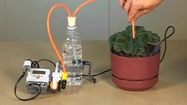 NXT Plant Waterer video