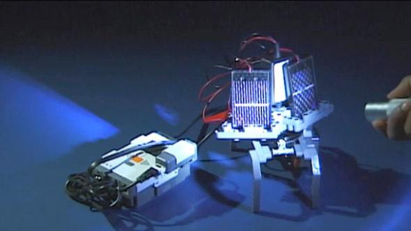 NXT Solar Tracker