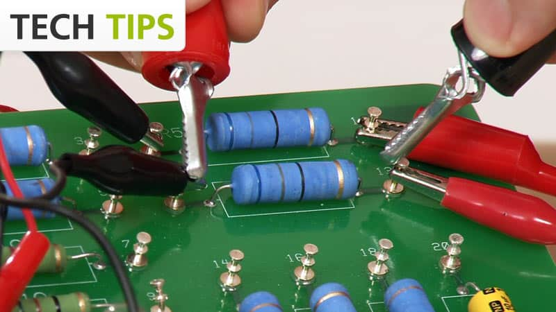 Differential Voltage Probe - Tech Tips