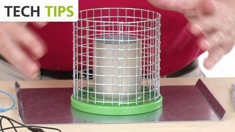 Electrostatics Kit - Tech Tips video
