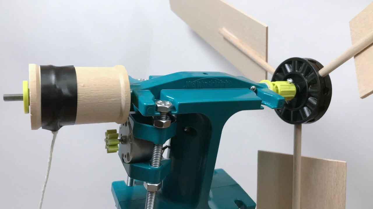 KidWind Wind Turbine Assembly video