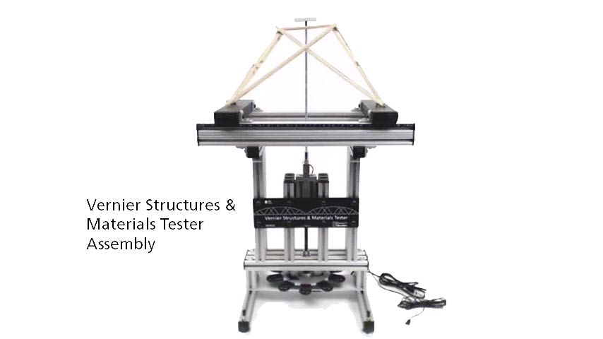 Vernier Structures & Materials Tester (VSMT) Assembly video