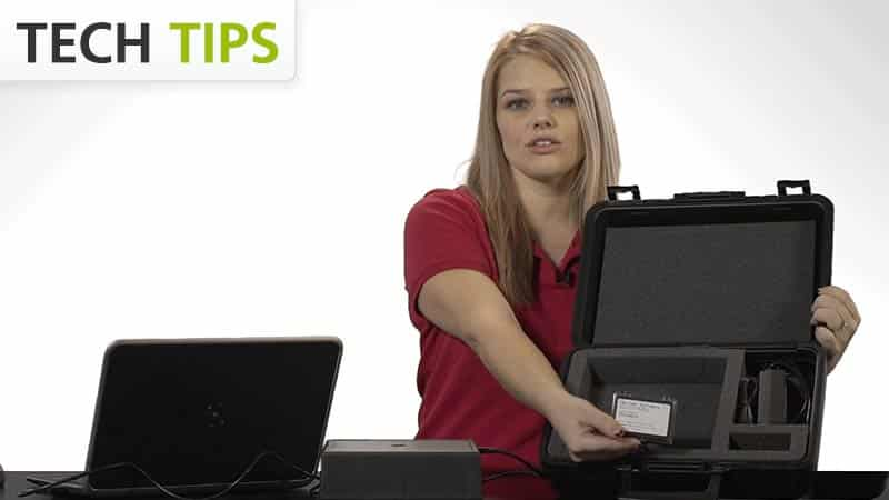 Vernier UV-VIS Spectrophotometer - Tech Tips